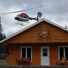 NB Chalet Helicopter